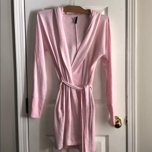049afccbe828 Jaclyn Smith Intimates & Sleepwear | Jaclyn Intimates Hooded Robe ...
